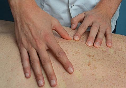 Ostéopathe en entreprise Vasteville Cherbourg