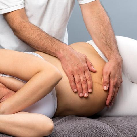 Ostéopathe grossesse Vasteville Cherbourg